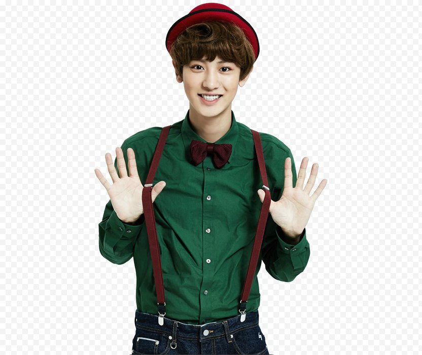 Chanyeol EXO Miracles In December K-pop - Musician PNG