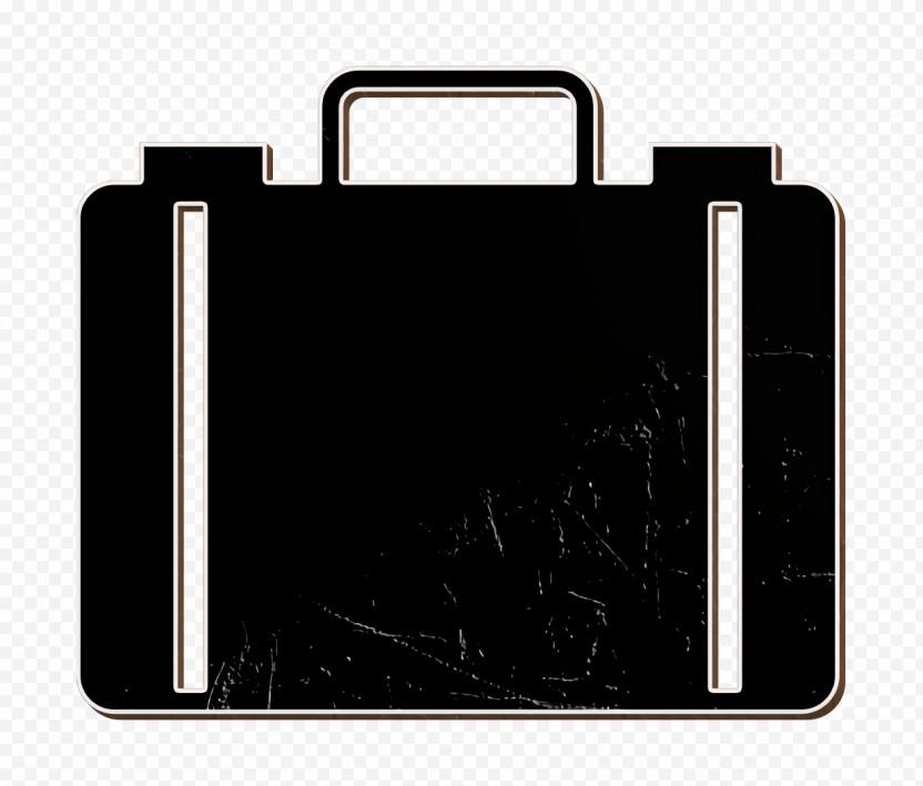 Bag Icon Briefcase Icon Essential Compilation Icon PNG