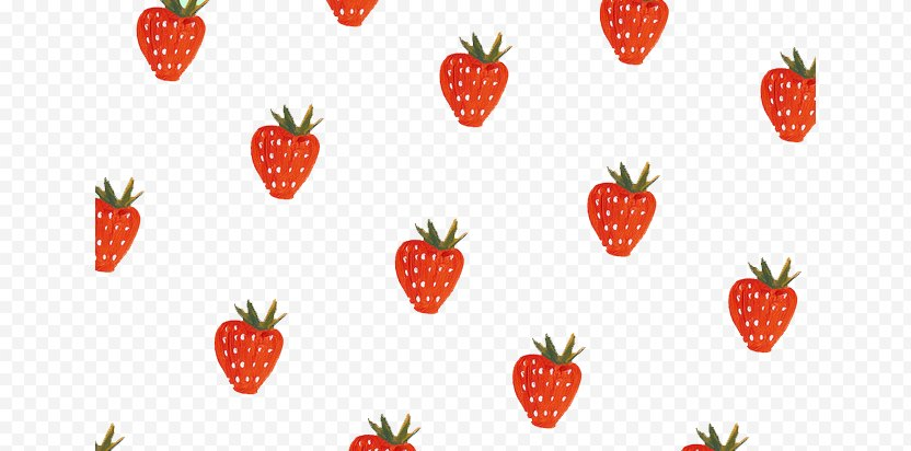 Strawberry Watermelon Wallpaper - Superfood PNG
