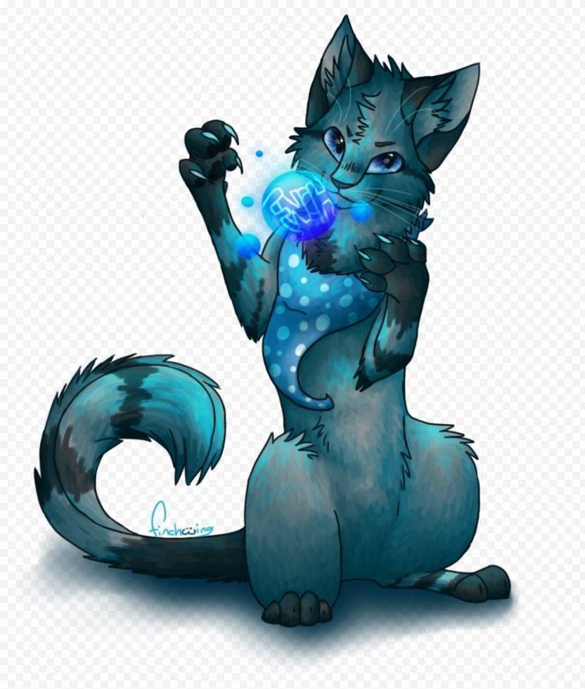 Wildcat Siamese Cat Dog Black Warriors - Dragon PNG