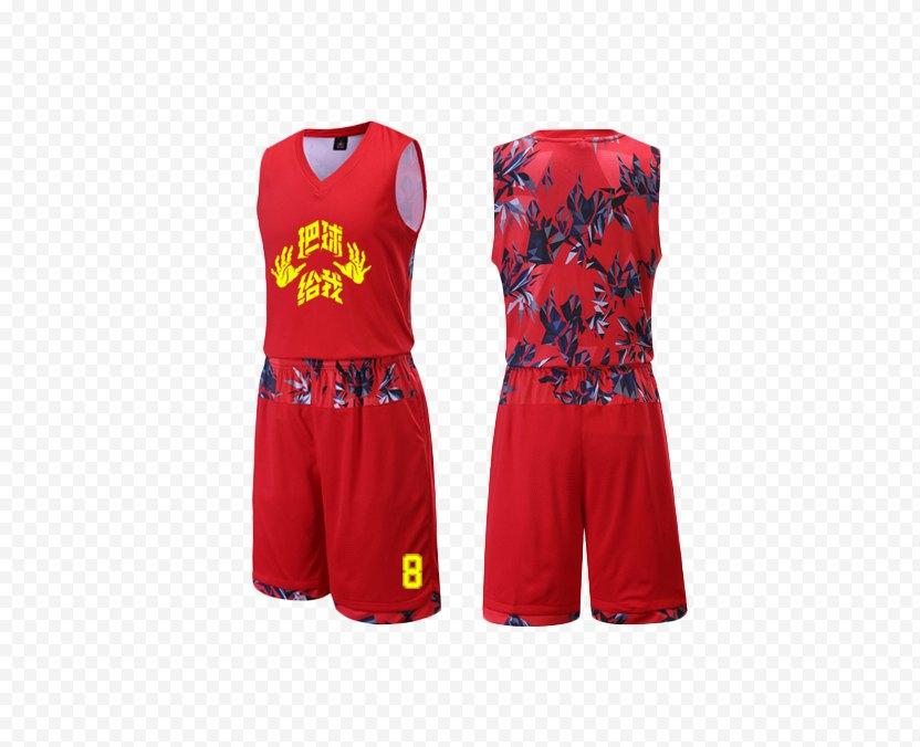 Jersey Basketball Uniform Kit - Basketballschuh PNG
