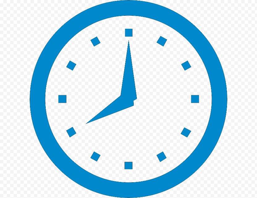 Clock Time Clip Art - Timer PNG