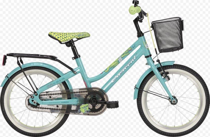 Monark Crescent Bicycle BMX - Pink PNG