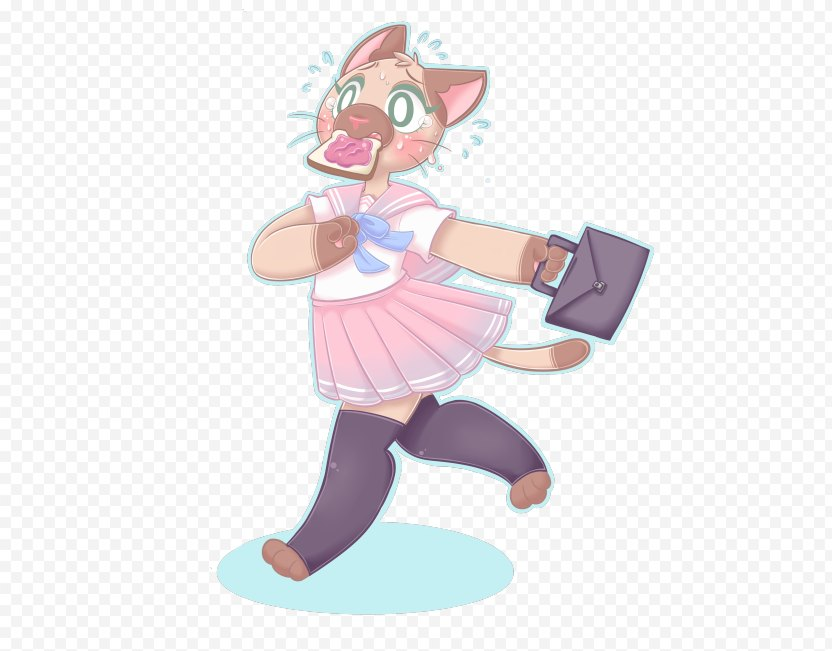 Mammal Finger Pink M Cartoon PNG