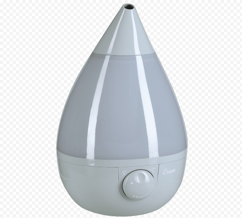 Humidifier Crane EE-5301 Ultrasound Mist Heating System PNG