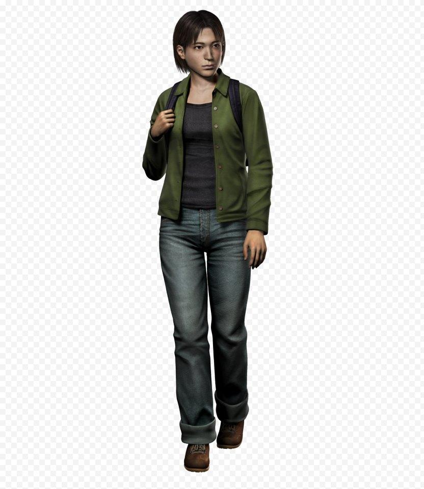 Resident Evil Outbreak: File #2 6 Jill Valentine Evil: Revelations - Sherry Birkin PNG