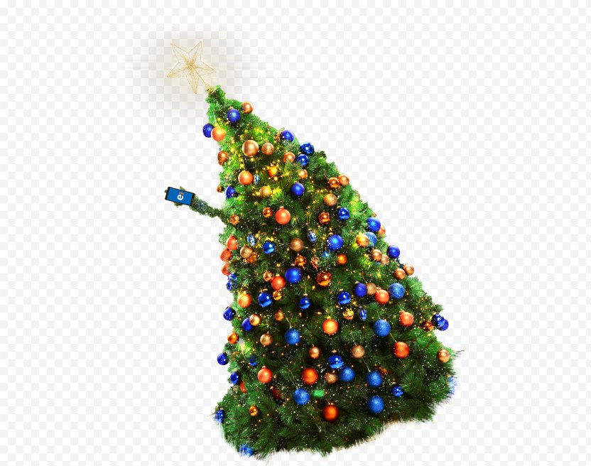 Christmas Tree Ornament Spruce Fir PNG