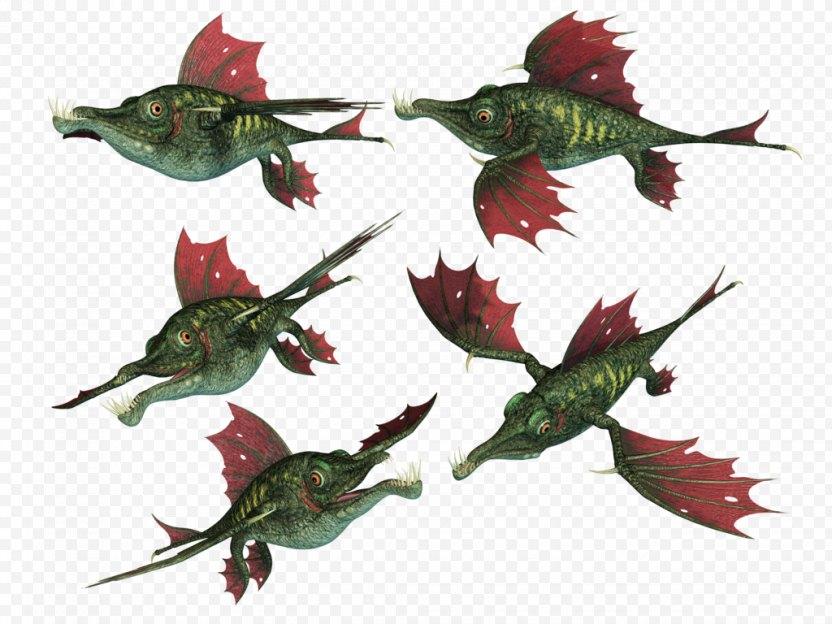 Flying Fish 3D Computer Graphics - 3d PNG