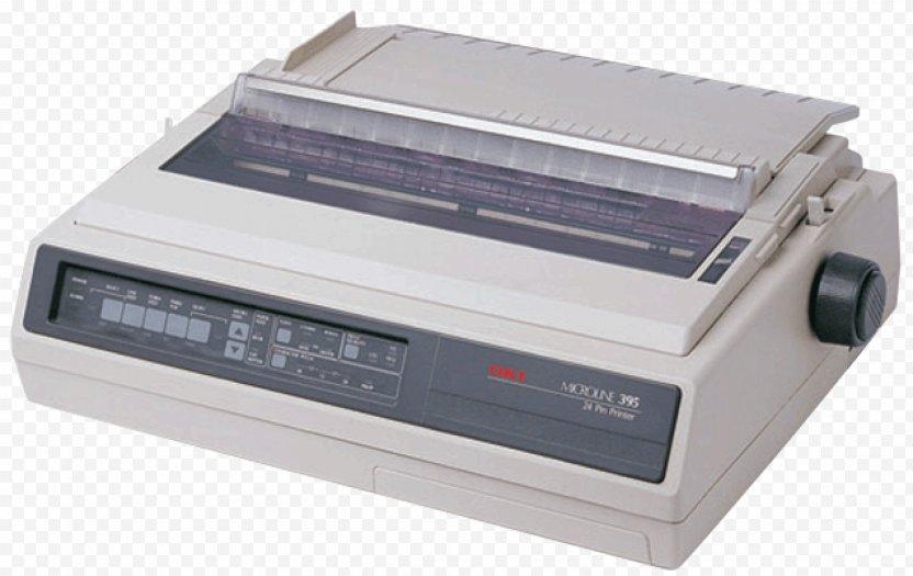 Dot Matrix Printer Oki Electric Industry Printing Data Corporation - Output Device PNG
