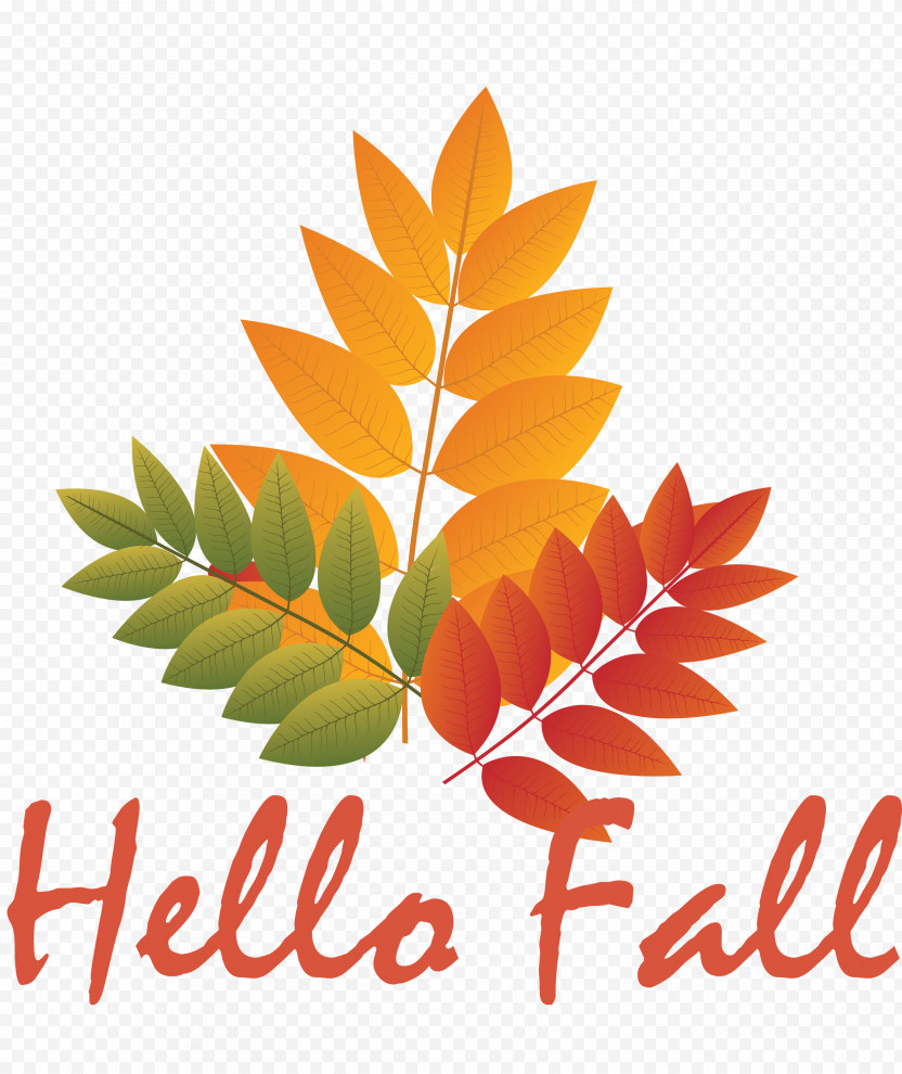 Hello Autumn Welcome Autumn Hello Fall PNG