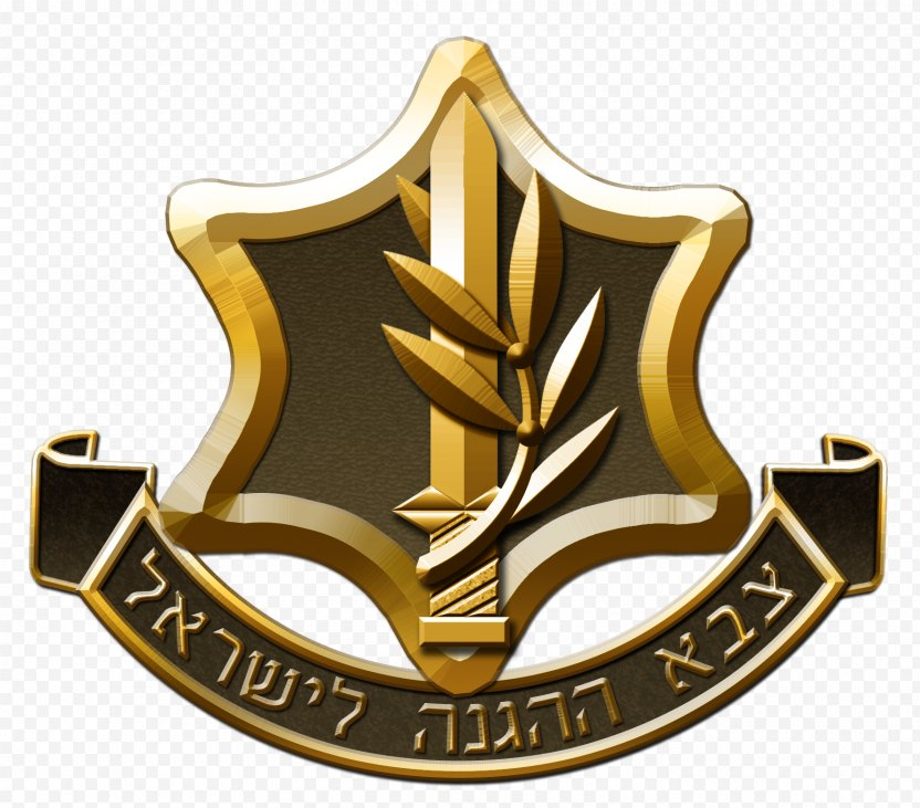 Israel Defense Forces Military Army Officer PNG