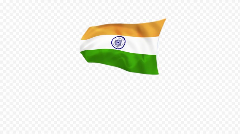 India Independence Day Green Background - Republic PNG