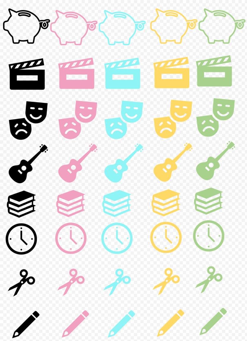 Clip Art - Pink PNG