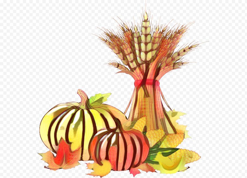 Clip Art Thanksgiving Openclipart Free Content - Harvest Festival PNG