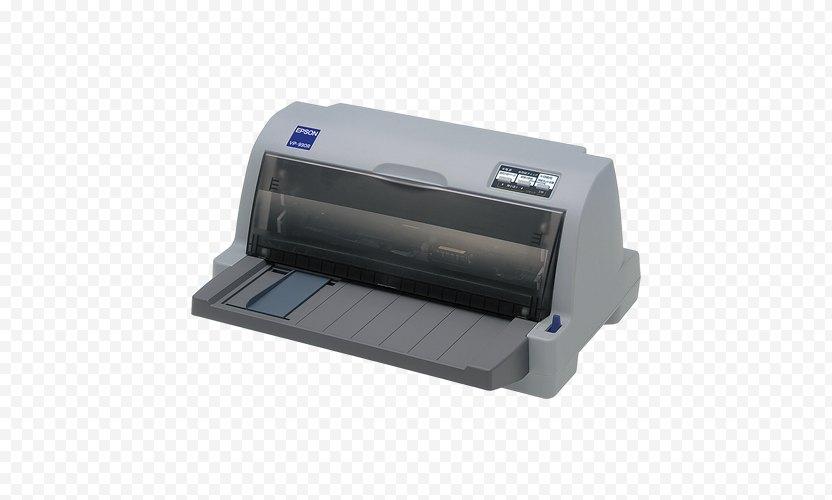 Dot Matrix Printing Multi-function Printer Epson Hewlett-Packard PNG