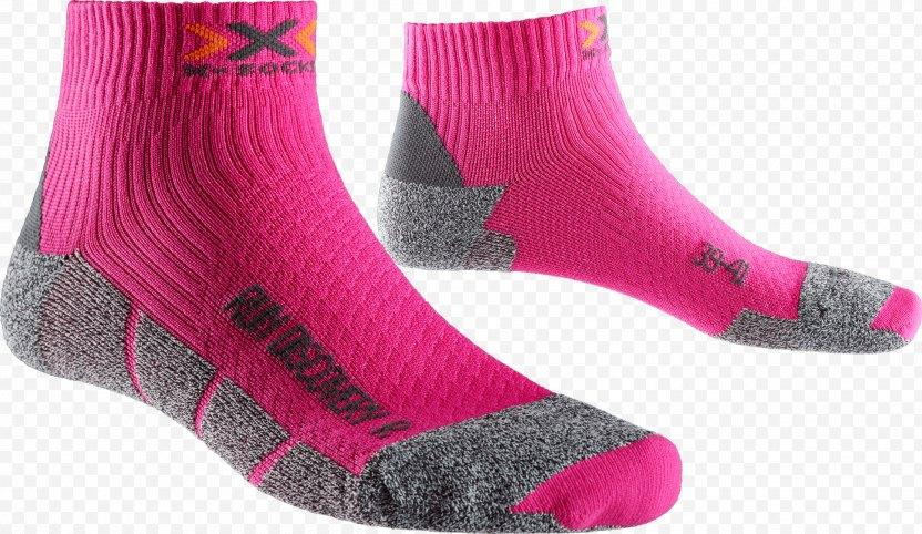 Sock Clothing Shoe 中敷き Sneakers - Pink PNG