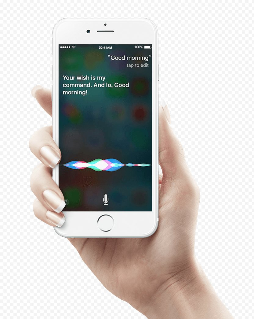 Mockup Wireless Speaker Handsfree Siri - Gadget PNG