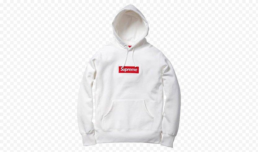 Hoodie T-shirt Supreme Clothing Bluza - Sweater PNG