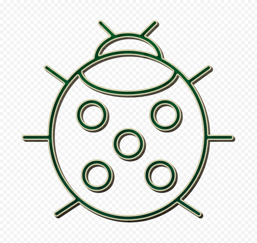 Ladybug Icon Insect Icon Insects Icon PNG