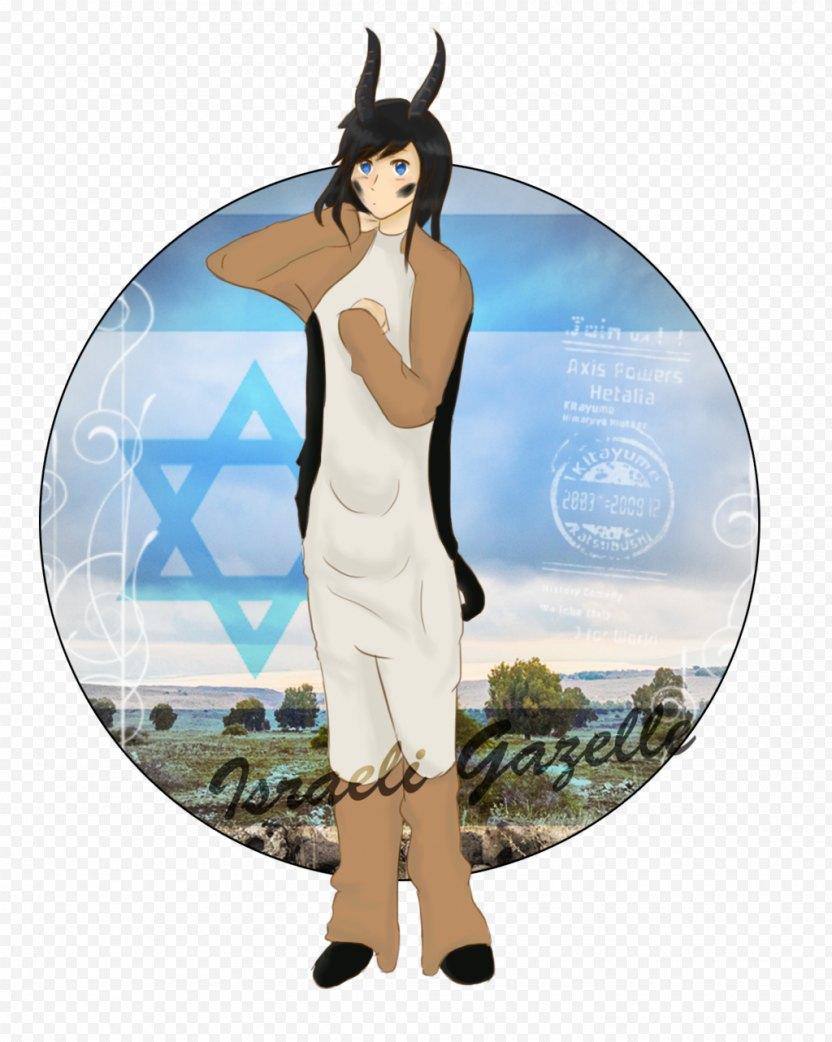 Israel DeviantArt PNG