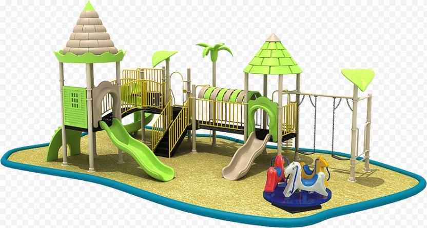 Playground Slide Swing Child - Garden PNG