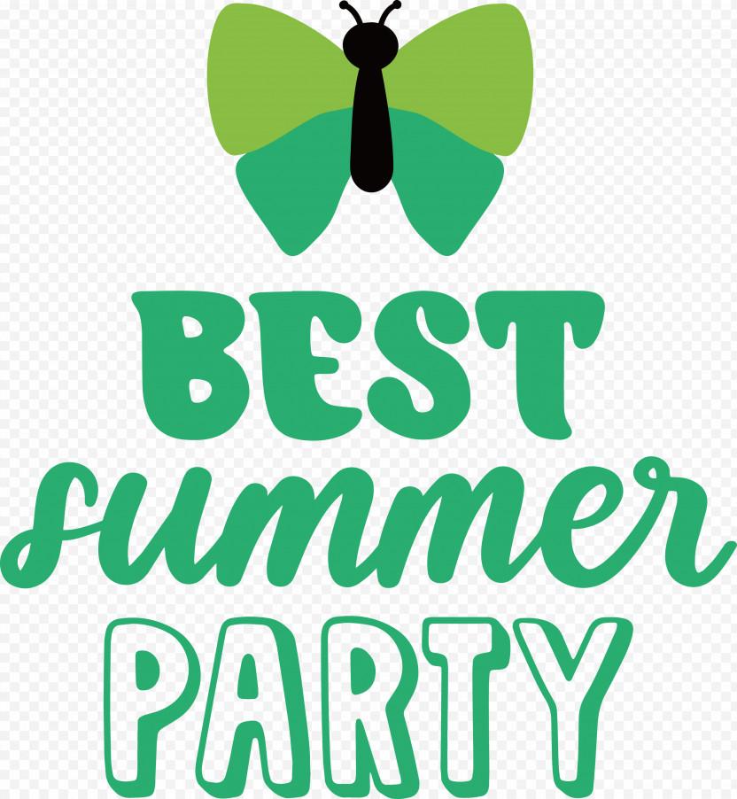 Best Summer Party Summer PNG
