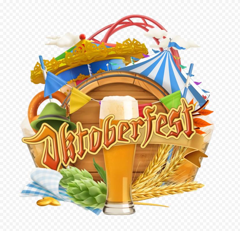 Oktoberfest Volksfest PNG