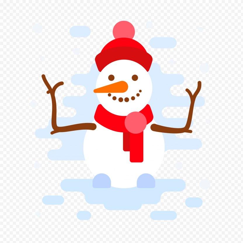 Snowman Christmas Tree Clip Art PNG