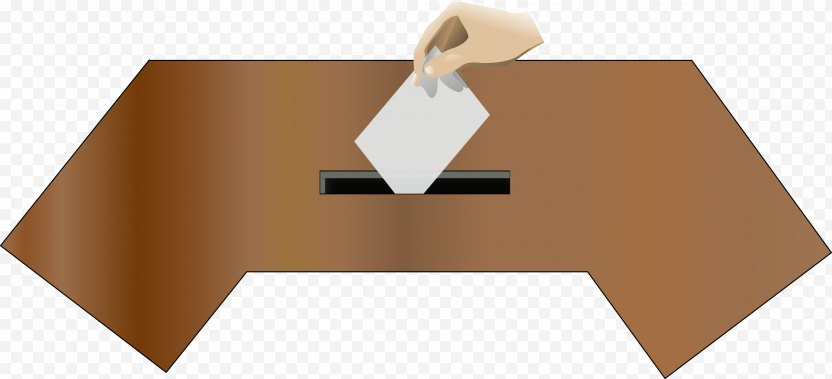 Ballot Box Voting Election Paper - Democracy PNG
