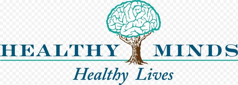 Human Behavior Mental Health Logo PNG