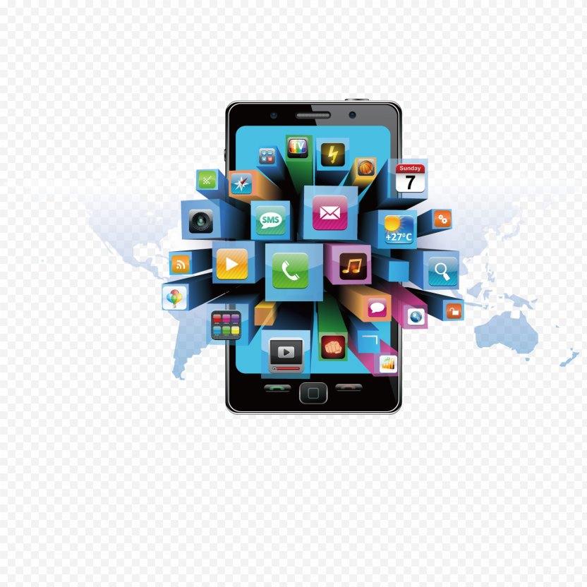 Smartphone Graphic Design Adobe Illustrator Telephone Call PNG