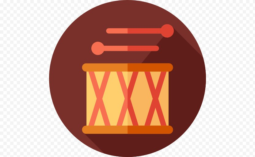 Drum Stick Musical Instruments Percussion - Frame PNG