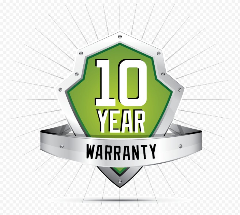 Label Logo Coating Warranty - Architectural Engineering PNG