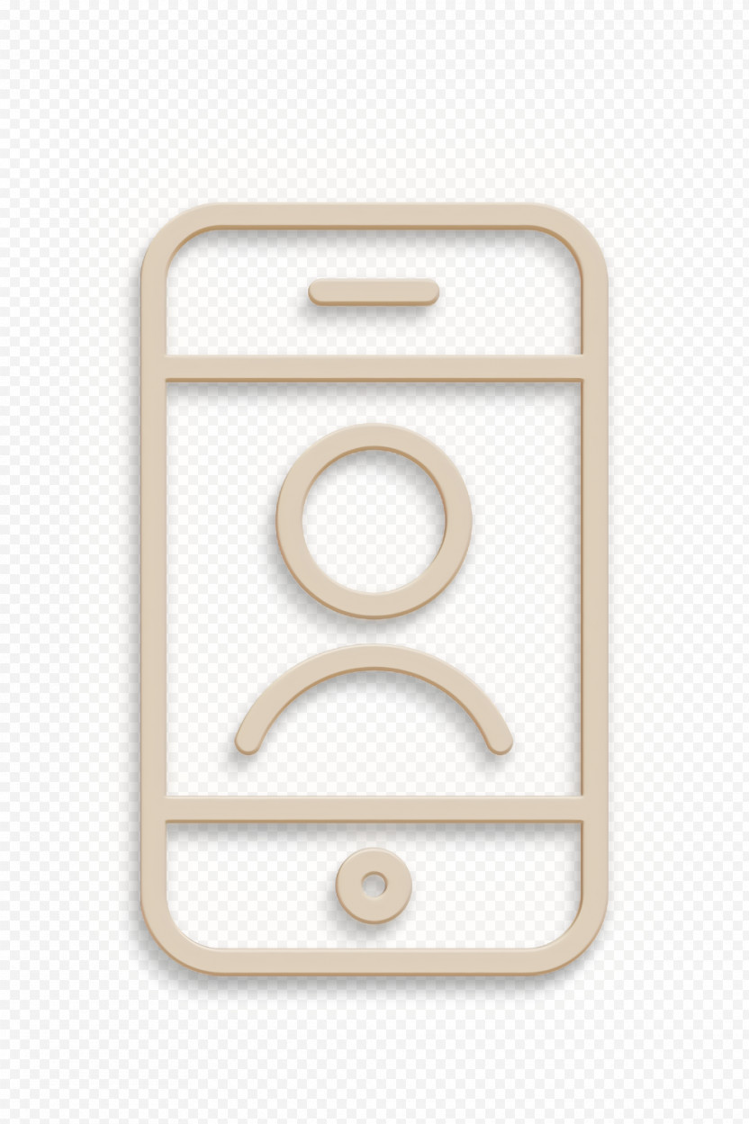 Communication And Media Icon Agenda Icon Telephone Contact Icon PNG