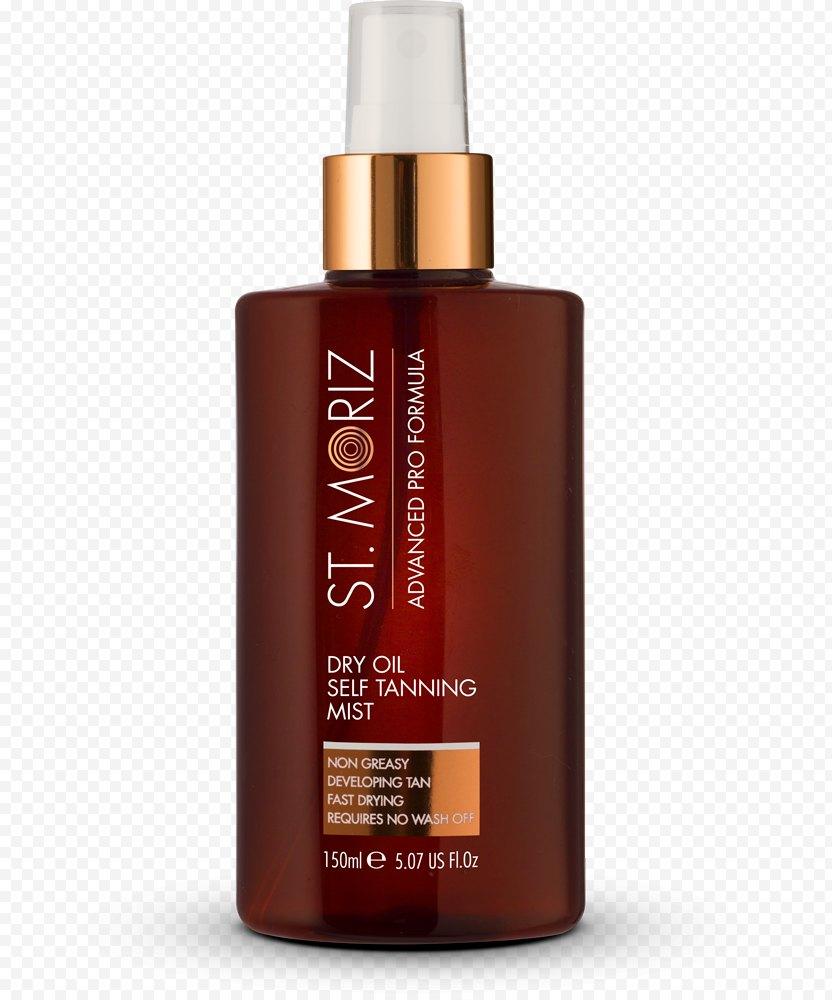 Lotion Sunless Tanning Sun Oil St. Tropez - Mist PNG