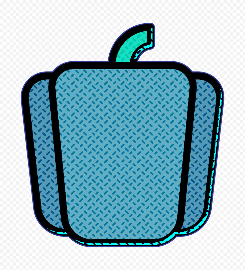Fruits And Vegetables Icon Pepper Icon PNG