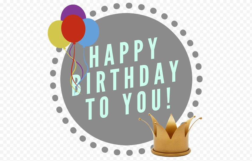 Birthday Cake Happy To You Clip Art PNG