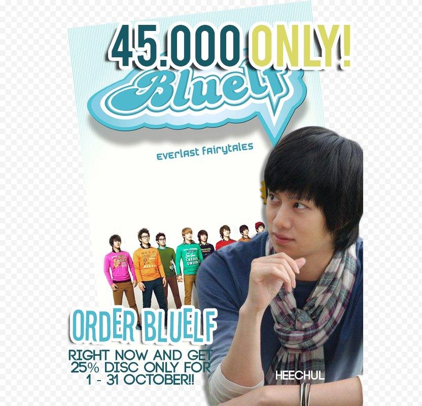 Poster Advertising Super Junior Font PNG