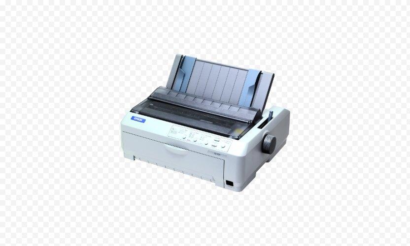 Dot Matrix Printing Printer Paper - Sales PNG