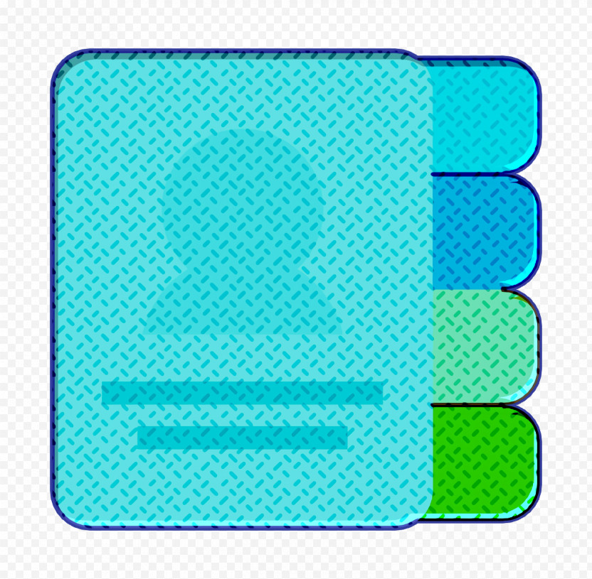 Communication Compilation Icon Agenda Icon Contacts Icon PNG