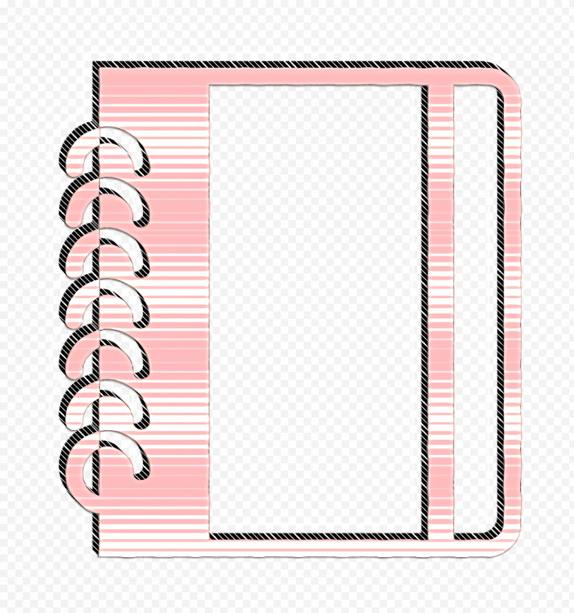 Essential Compilation Icon Notebook Icon PNG