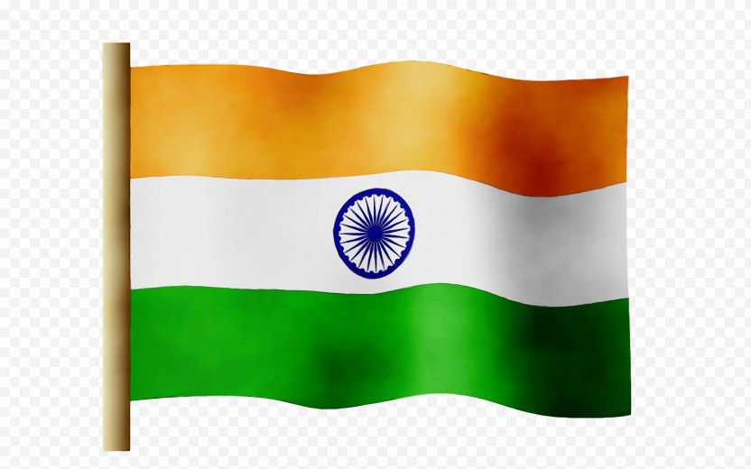 India Independence Day Green Background - Patriotic PNG