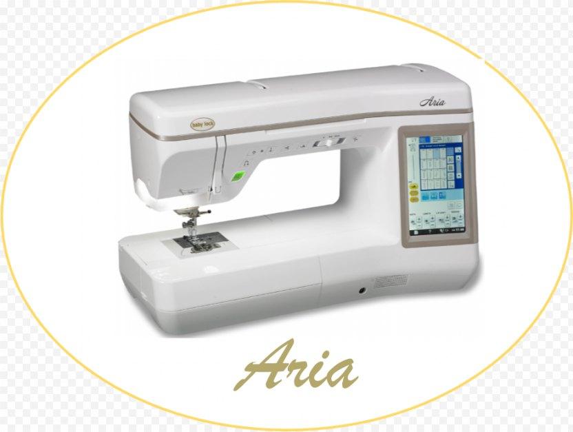 Memphis Sewing Machine & Vacuum Co. Machines Quilting Overlock - Stitch PNG