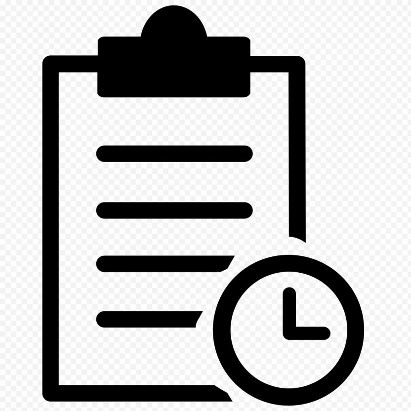 Agenda Clip Art - Area PNG
