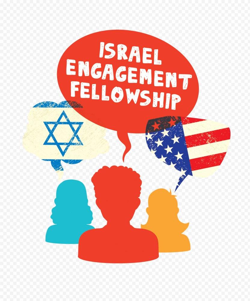 Israel Graphic Design Judaism Jewish Federation - Point PNG